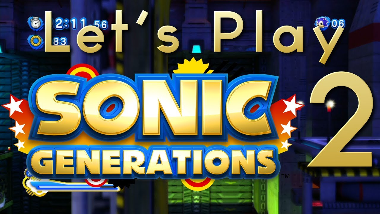 Sonic Generations - Nintendo 3DS - IGN  |Sonic Generations 2 Player Mode