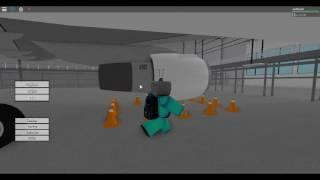 Boeing 767-200 Showcase (roblox)
