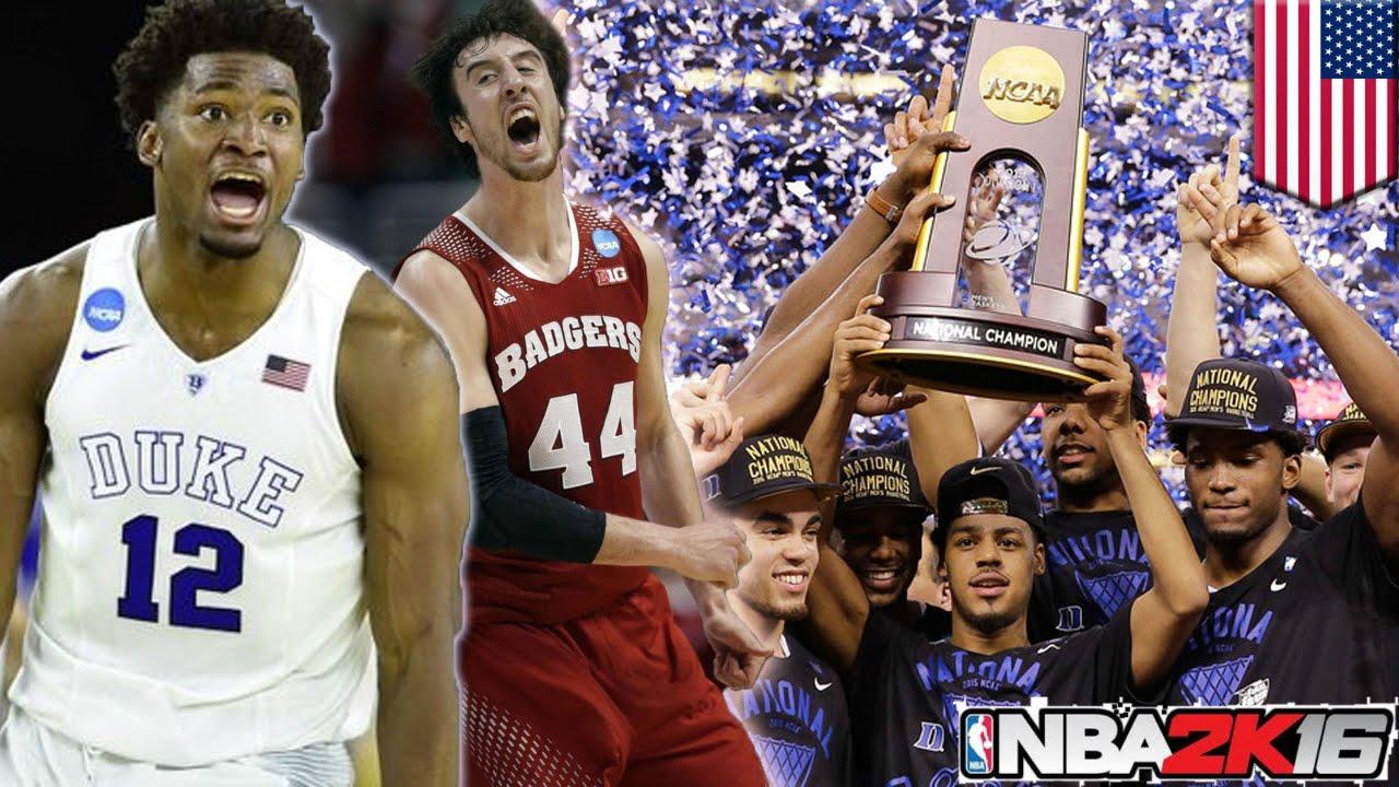 NBA 2K16 News - College Basketball MIGHT Be Coming To NBA ...