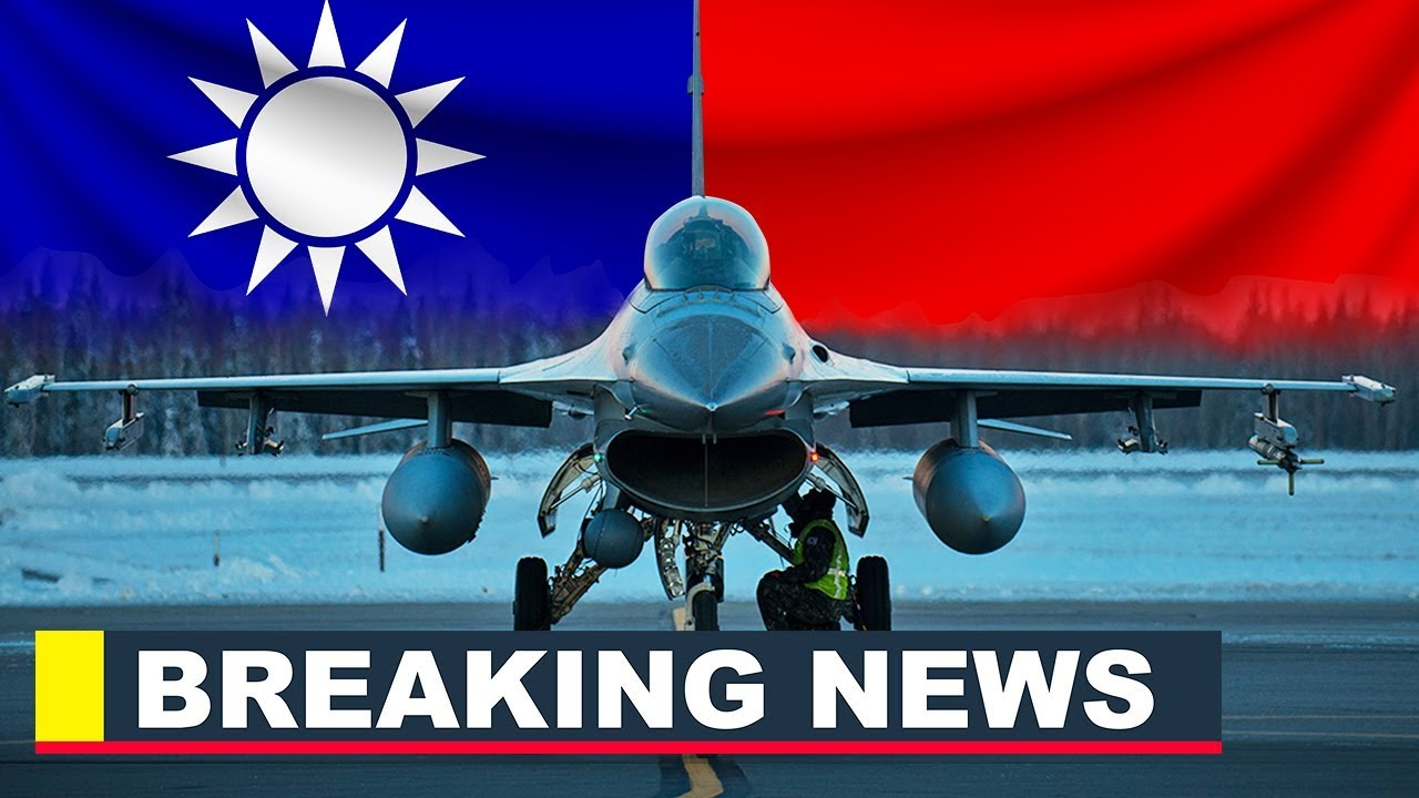 Taiwan Is Finally Getting 66 New F-16s, Beijing Worst Nightmare in South China Sea Begin