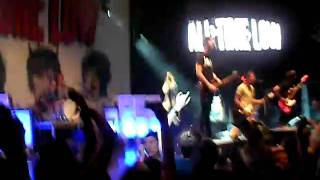 Dear Maria, Count Me In by ALL TIME LOW live