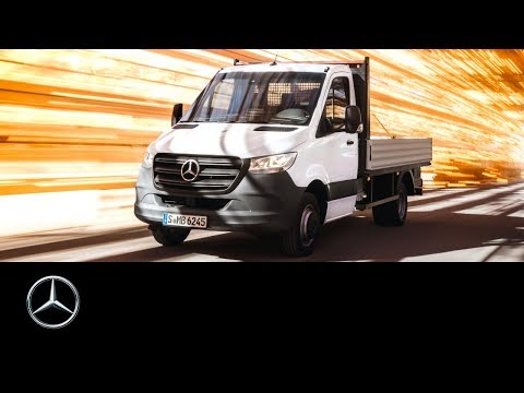 World Premiere of the new Mercedes-Benz Sprinter 2018 | Highlights