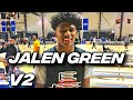 "Jalen Green Mix V2 - ""Neva Cared"" - Polo G"