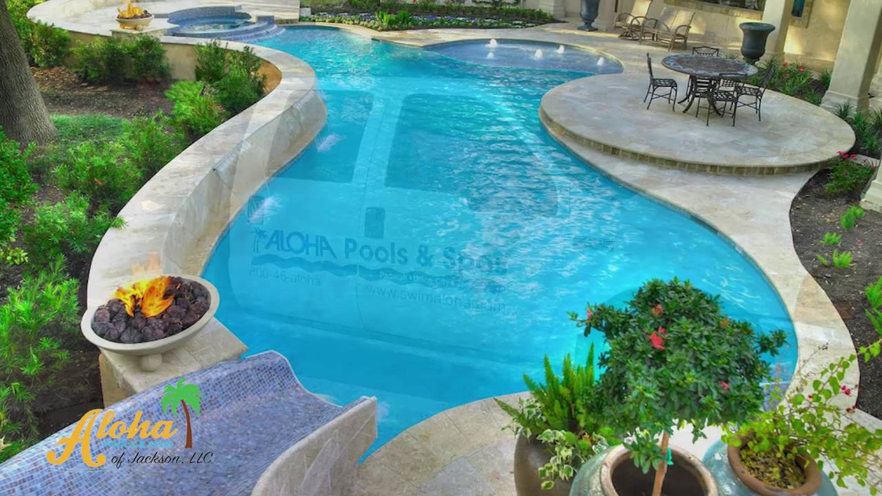 Custom Pool Builder Jackson | Inground Pool Memphis | Olive ...