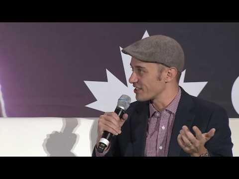 Shopify's Tobi  Lütke on growing & disrupting in Canada