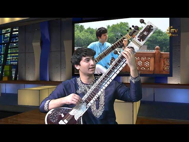 Sitar by Rishab Sharma & Sanjay Sharma - Musical Samvaad - Part 2 - Wide Angle With Ashok Vyas