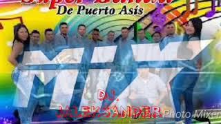SUPER BANDA ORQUESTA DE PUERTO ASIS FT SUPER BAND DE POPAYAN  DJ. JALEKSANDER MIX ORIGINAL FULL
