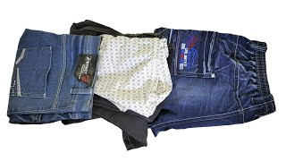3 Easy and Useful Jeans and Old Cloth Reuse Ideas | How To Make Hand Bag From Old Jeans