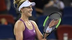 Alison Riske vs. Elina Svitolina | 2019 Wuhan Open Quarter-Final | WTA Highlights
