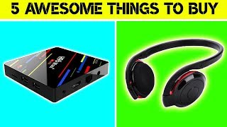 5 Awesome Things To Buy In Aliexpress (Part-1) | B...