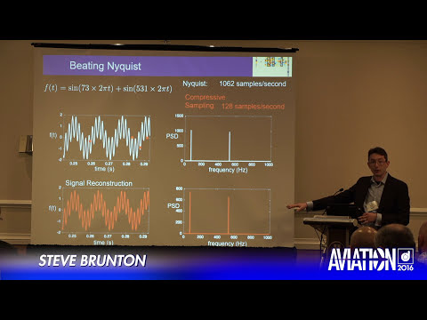 2016 AIAA AVIATION Forum: Flow Control - Steve Brunton