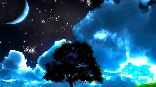 眠れない夜の為の音楽。リラックスした時間、睡眠導入に。変わりゆく星...