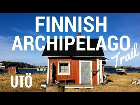 Finnish archipelago trail, Uto island, Finland