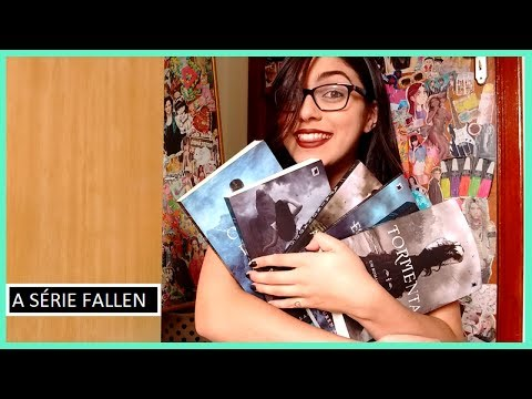 Resenha #13: Série Fallen completa | Bruna Fazio