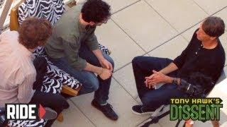 Tony Hawk Interviews MGMT - Dissent
