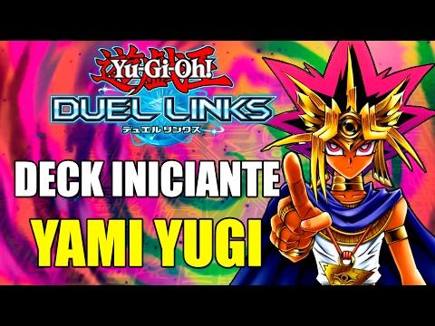 Yu-Gi-Oh! Duel Links - Deck iniciante para Yami Yugi