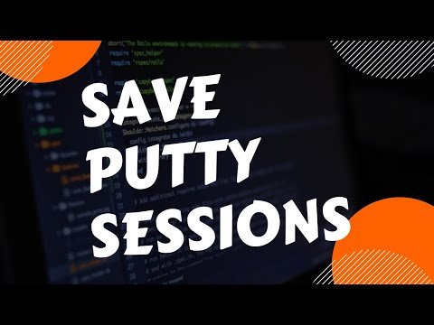How To Log Your Putty Session Into Text Files