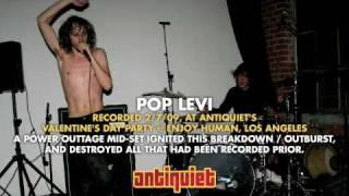 Pop Levi: Wannamama / 1977, Live @ Enjoy Human