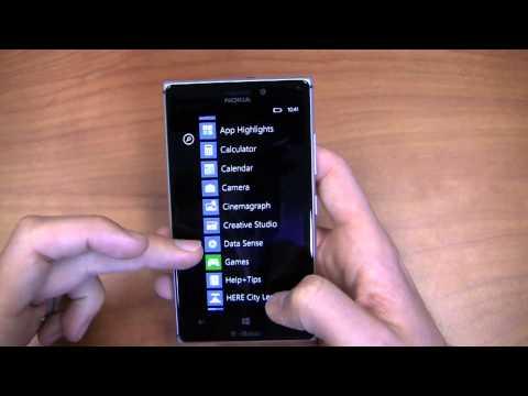 Nokia Lumia 925 Unboxing