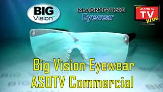 Big Vision Eyewear As Seen On TV Commercial Buy Big Vision Eyewear As Seen On TV Magnification Glass