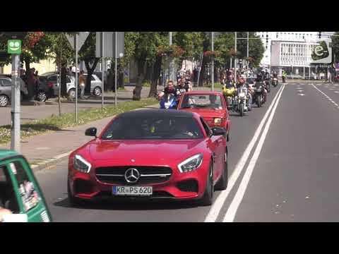 Parada Motocykli. Zlot W Kole 2019