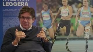 I limiti non esistono  - Promo del documentario Rai realizzato per il Festival Cultura Paralimpica
