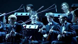 Даниил Крамер и оркестр «Терема» - А. Цфасман «Снежинки»