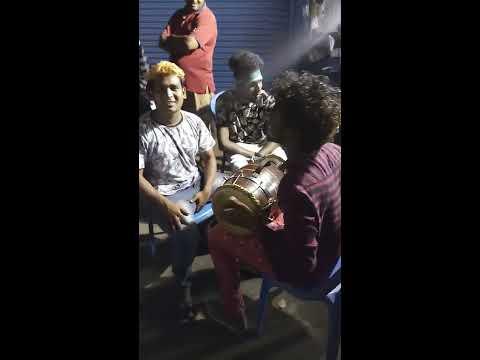 Funny gana Monisha Dinesh 🤣 Dholak  kaccha 7448332944