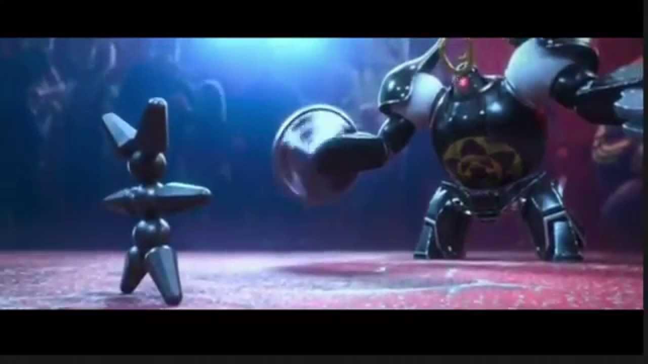 Big Hero 6 Robot Fight Scene Movie Scene Youtube
