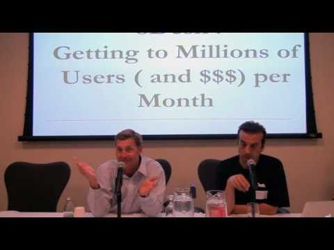 [TEC event] oDesk : Getting to Millions of Users ( and $$$) per Month