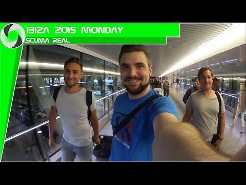 IBIZA 2015 Monday Vlog