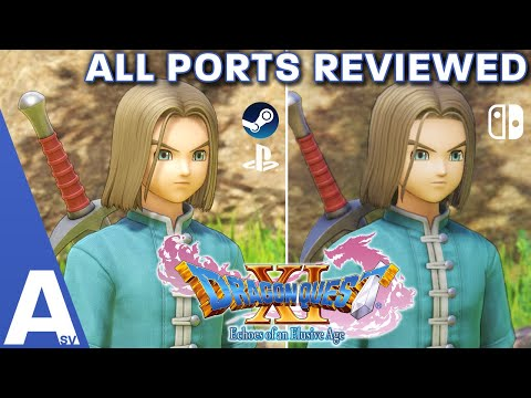 Which Version of Dragon Quest 11 Should You Play? - All DQXI Ports Reviewed & Compared