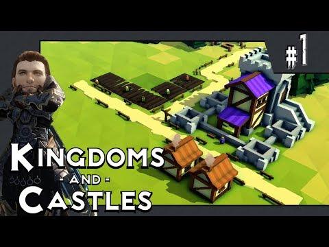 Greetings, Peasants!! // Kingdoms And Castles #1