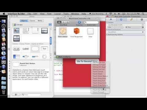 iPhone SDK: Create Switching Views