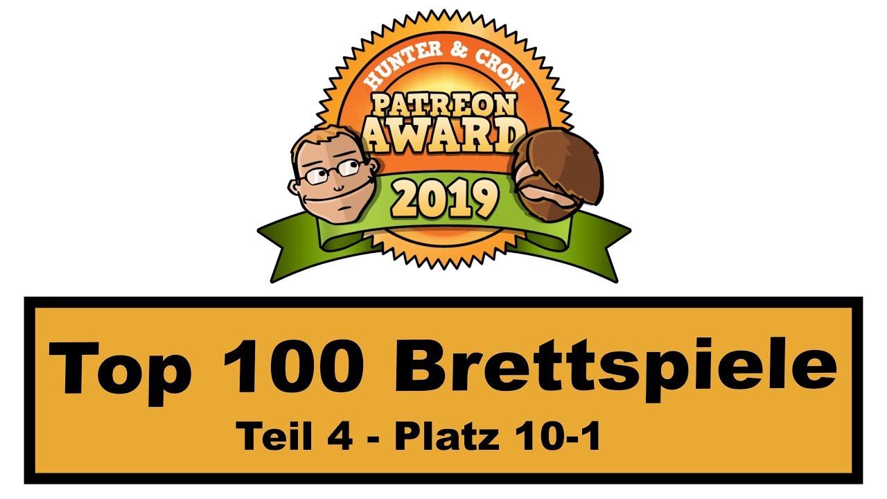 Top 100 Brettspiele