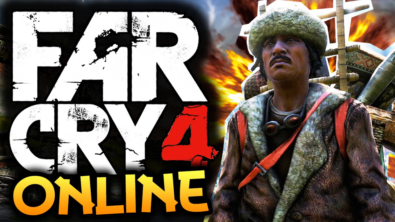 Far Cry 4 Co Op Funny Moments W Mini Ladd Fc4 Funny Moments Youtube