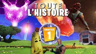 POUR LA FAIRE COЏRTE | Fortnite : Chapitre 1 (Toute l'Histoire)
