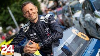 Reli vozač Juraj Šebalj: 'Želim da sve naše zvijezde vrište dok ih vozim' | 24 pitanja