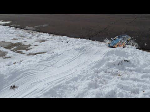 Snow Coaster (2/18/15 - Day 335)