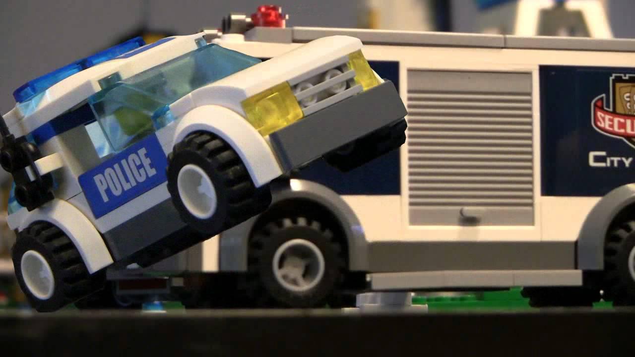 Lego City Police Chase 3 Youtube