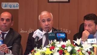 بالفيديو: كلمة علي حسن في افتتاح ندوة