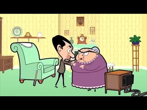 ᴴᴰ Mr Bean Comedy Cartoon Series | Funny Episodes | NEW COLLECTION 2016 | PART 1