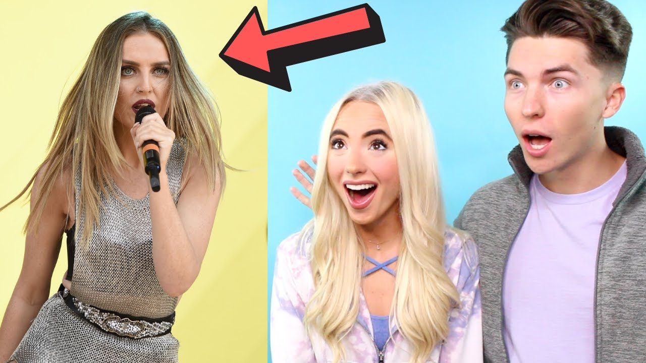 VOCAL COACH and Singer React to LITTLE MIX's Perrie Edwards - BEST Vocals Live