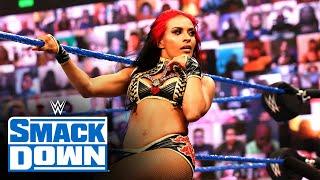 Zelina Vega returns: SmackDown, July 2, 2021