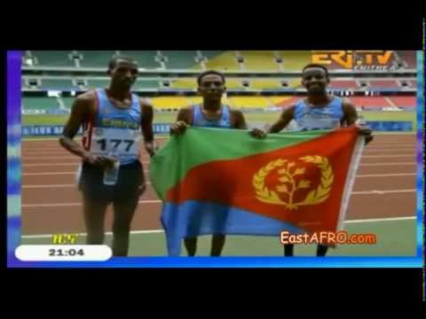 Eritrean Zersenay Tadese Wins the GOLD Reportage (September 17, 2015)