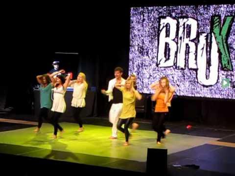 Bruk Mega Show 2010 - salsa