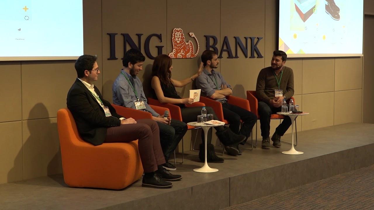 Panel: İnovatif Girişimci Deneyimleri (Bu Gençlikte İŞ Var! 2018 Eğitim Kampı)
