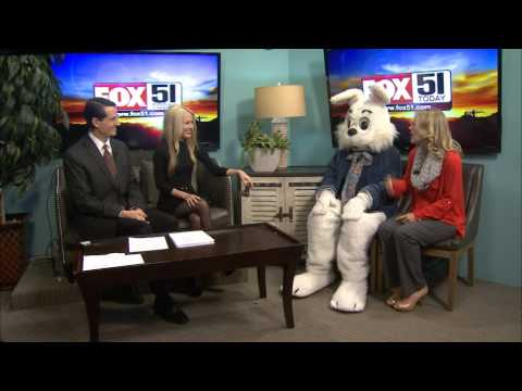 Broadway Square Mall prepares for Easter