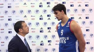 Dario Saric - Media Day Röportajı