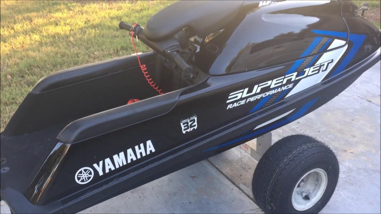 2014 Yamaha Superjet for sale
